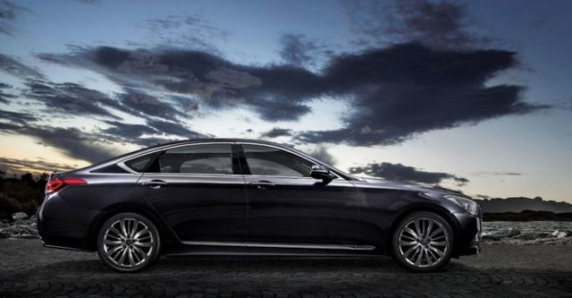 2016 Hyundai Genesis 3.8 V6  第2張相片