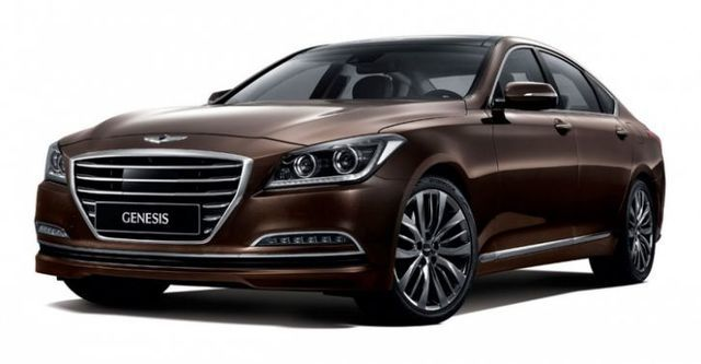 2016 Hyundai Genesis 3.8 V6  第4張相片