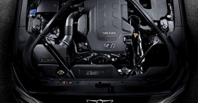 2016 Hyundai Genesis 3.8 V6  第6張相片