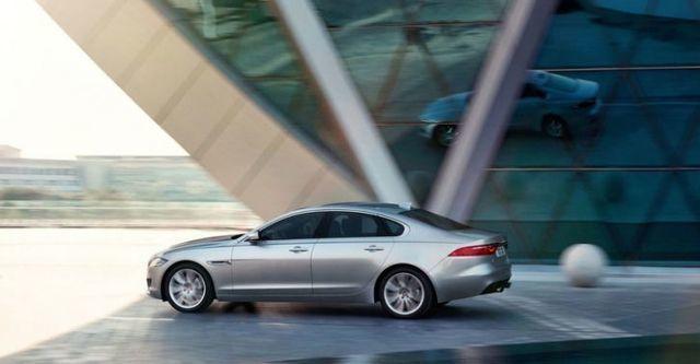 2016 Jaguar XF Prestige 35t  第5張相片