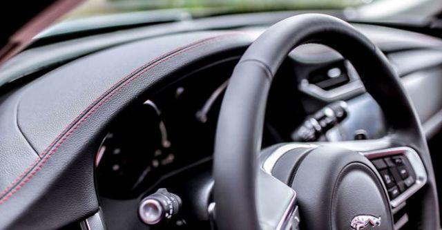 2016 Jaguar XF Prestige 35t  第7張相片