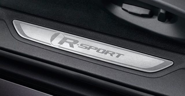 2016 Jaguar XF R-Sport 20d  第8張相片