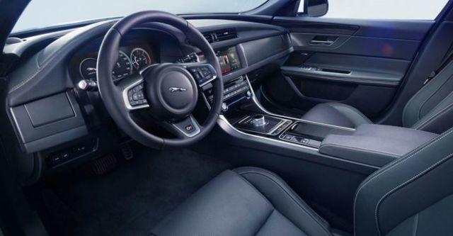 2016 Jaguar XF R-Sport 20d  第9張相片