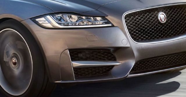 2016 Jaguar XF R-Sport 25t  第2張相片