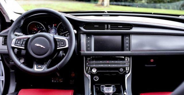 2016 Jaguar XF R-Sport 25t  第6張相片