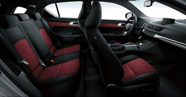 2016 Lexus CT 200h F Sport菁英版  第6張相片