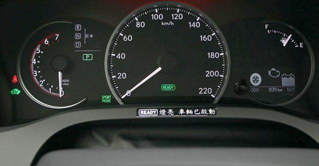 2016 Lexus CT 200h F Sport菁英版  第9張相片