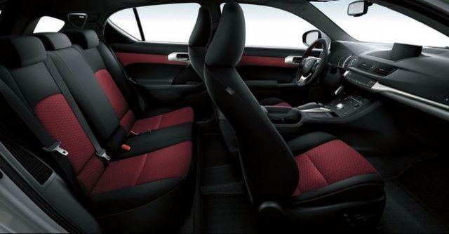2016 Lexus CT 200h F Sport豪華版  第5張相片