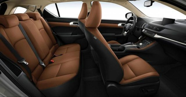 2016 Lexus CT 200h菁英Plus版  第7張相片