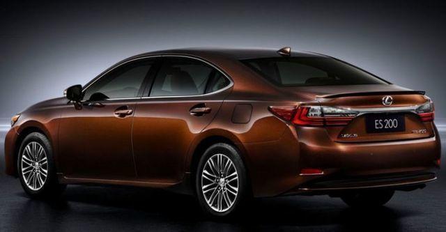 2016 Lexus ES 200旗艦版  第2張相片