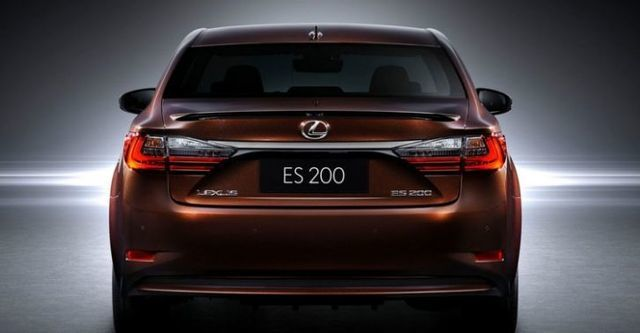 2016 Lexus ES 200旗艦版  第5張相片
