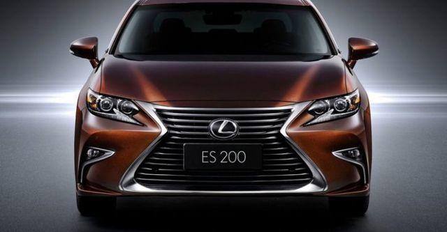 2016 Lexus ES 200頂級版  第3張相片
