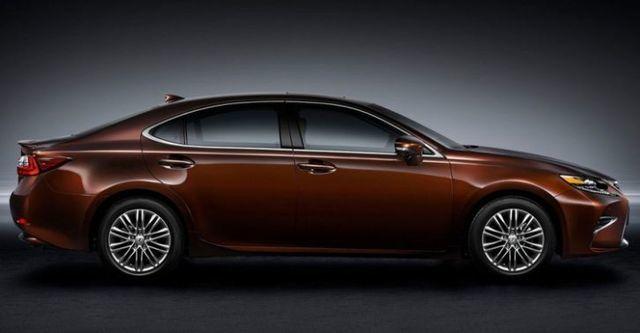 2016 Lexus ES 200頂級版  第5張相片