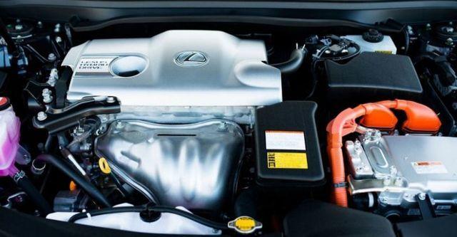 2016 Lexus ES 300h旗艦版  第8張相片