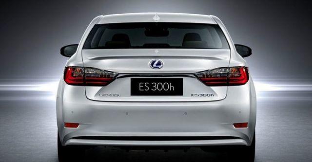 2016 Lexus ES 300h頂級Navi版  第2張相片