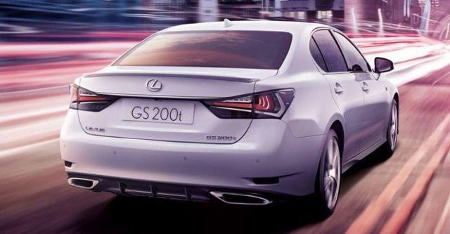 2016 Lexus GS 200t豪華Plus版  第3張相片