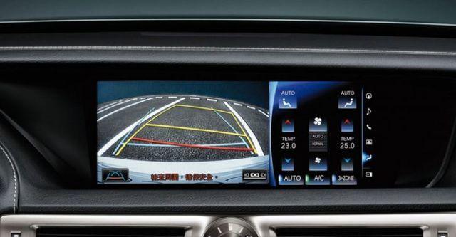 2016 Lexus GS 200t豪華Plus版  第9張相片