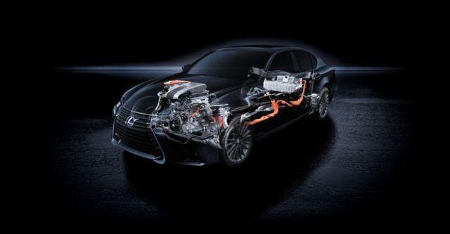 2016 Lexus GS 300h頂級版  第5張相片