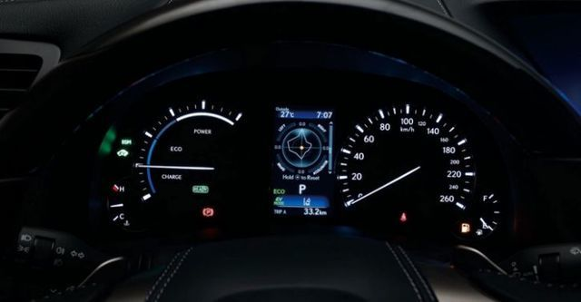 2016 Lexus GS 300h頂級版  第9張相片