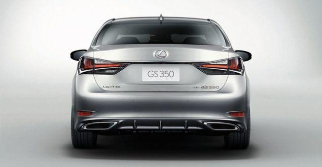 2016 Lexus GS 350頂級版  第2張相片