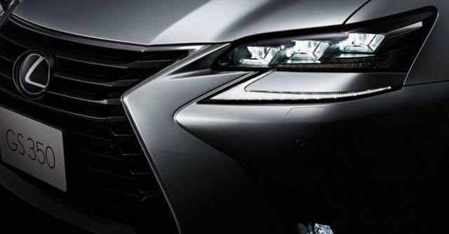 2016 Lexus GS 350頂級版  第4張相片