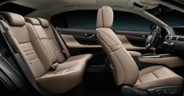 2016 Lexus GS 350頂級版  第9張相片