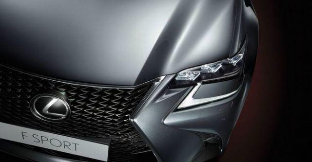 2016 Lexus GS 450h F Sport版  第3張相片