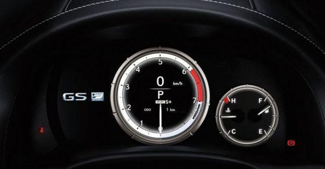 2016 Lexus GS 450h F Sport版  第9張相片
