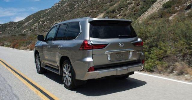 2016 Lexus LX 570旗艦版  第5張相片