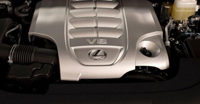 2016 Lexus LX 570旗艦版  第10張相片