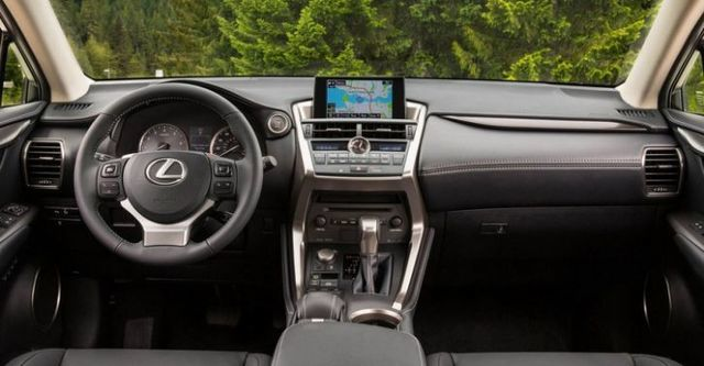 2016 Lexus NX 200t全景天窗旗艦版  第9張相片