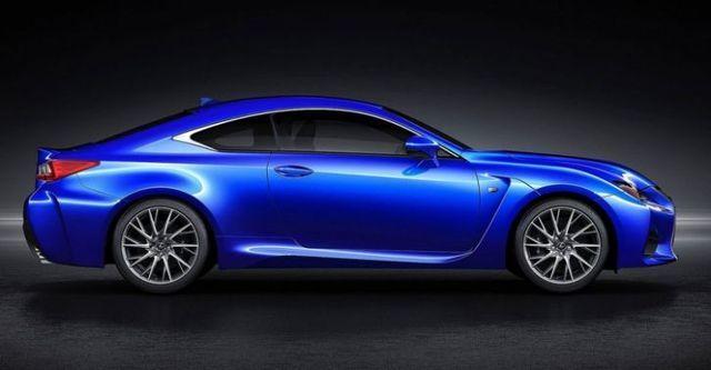 2016 Lexus RC F極致版  第3張相片