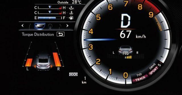 2016 Lexus RC F極致版  第7張相片