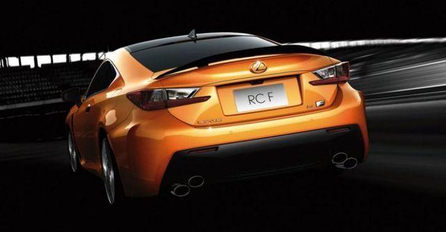 2016 Lexus RC F極致版(選配CFRP套件)  第2張相片