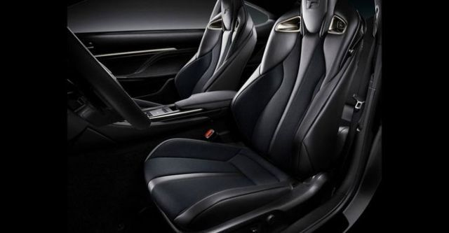 2016 Lexus RC F極致版(選配CFRP套件)  第8張相片
