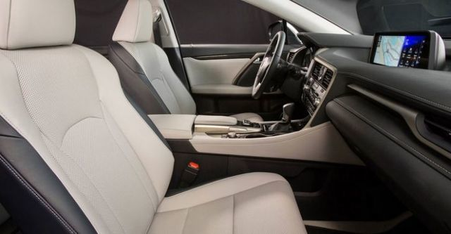 2016 Lexus RX 200t豪華版  第7張相片