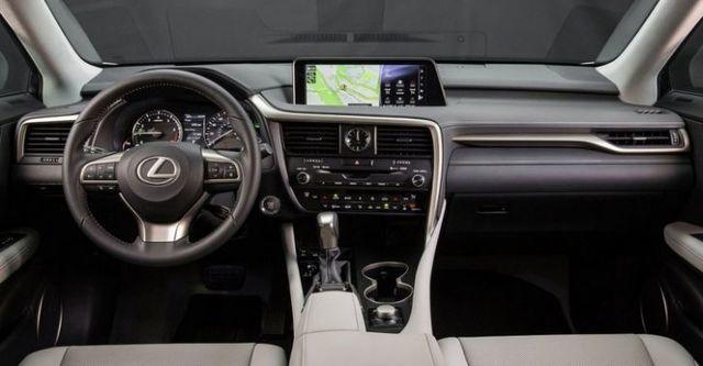 2016 Lexus RX 200t豪華版  第9張相片