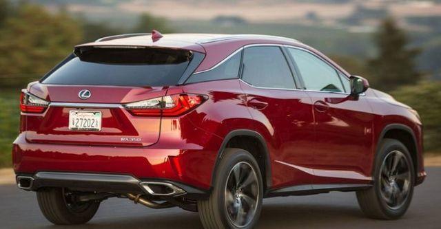 2016 Lexus RX 350旗艦版  第3張相片