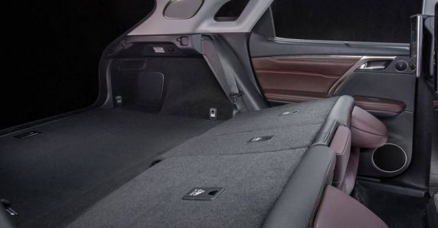 2016 Lexus RX 350旗艦版  第7張相片