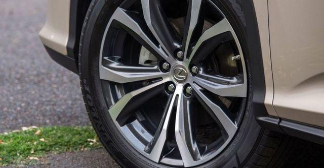 2016 Lexus RX 350頂級版  第4張相片