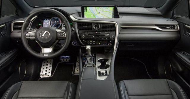 2016 Lexus RX 450h F Sport  第5張相片
