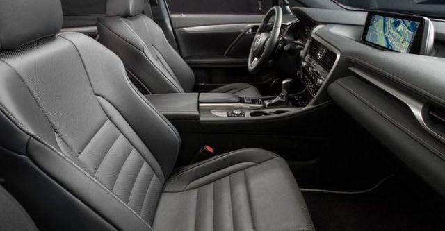 2016 Lexus RX 450h F Sport  第6張相片