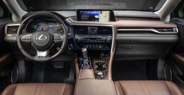 2016 Lexus RX 450h旗艦版  第5張相片