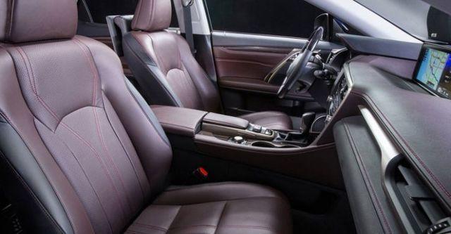 2016 Lexus RX 450h旗艦版  第6張相片