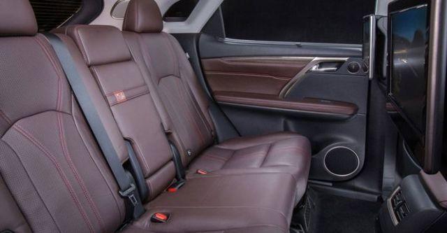 2016 Lexus RX 450h旗艦版  第9張相片