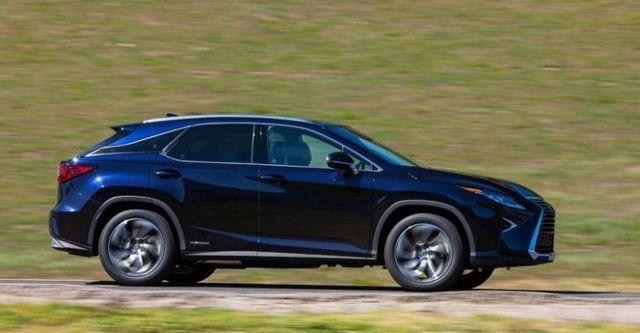 2016 Lexus RX 450h頂級版  第2張相片