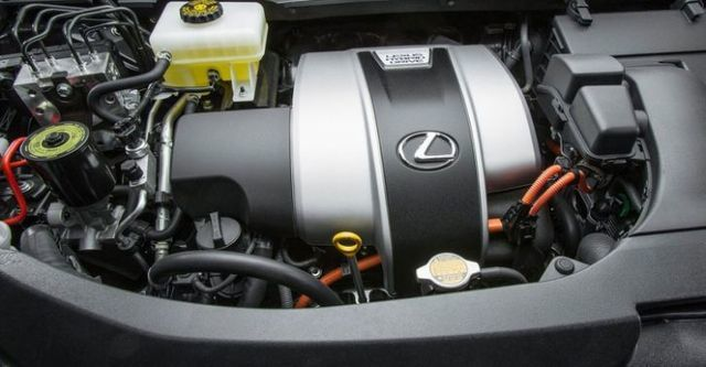 2016 Lexus RX 450h頂級版  第8張相片
