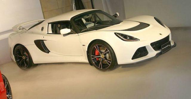 2016 Lotus Exige S Coupe  第1張相片