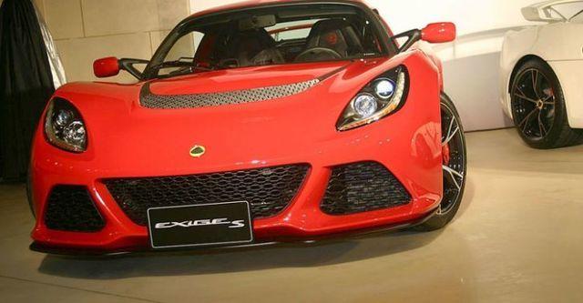 2016 Lotus Exige S Coupe  第7張相片