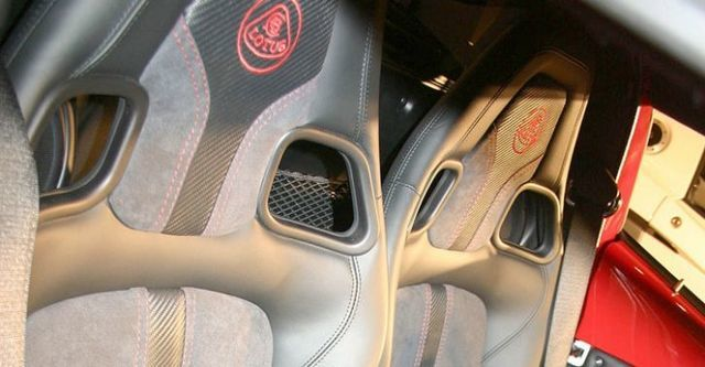 2016 Lotus Exige S Coupe  第9張相片